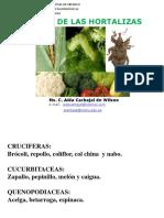 Cruciferas y Cucurbitaceas 2018.Ppt · Versión 1