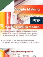 Module Making