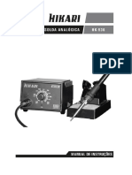 Manual HK936A