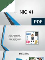 NIC 41