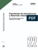 CEPAL- Doc. de trabajo N-¦22