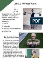 BENEFICIOS DE LA KETTLEBELL