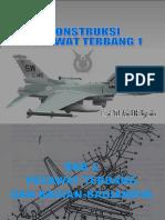 konstruksi pesawat bab 1