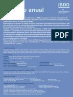 relatorio IBDD 2014
