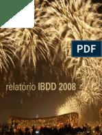 relatorio IBDD 2008