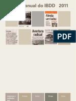 relatorio IBDD 2011