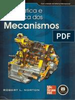 Cinemática e Dinâmica dos Mecanismos - Robert L. Norton.pdf