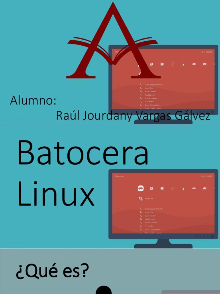 Batocera Pc Image