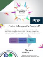 Generalidades de Integración Sensorial Resumen Básico