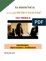 Entre Picos y Flautas-VoxTremula