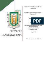 Proyecto emprendedores Blackstar caffe