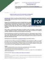 Comunicat - InTERRAIL PASS - Oferta Vara 2013