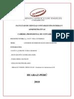 LOS PRINCIPIOS PRESUPUESTARIOS