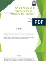 MECANICA DE FLUIDOS II primer laboratorio.pptx