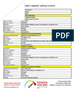 Toyota Talisay Car Financing Application Form (1)