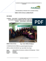 Informe Curso Taller 13 Febrero 2018 - Manejo de Semilla Forestal