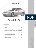 Hyundai Azera 3.8