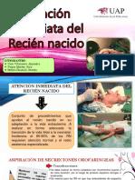 Atencion Del Recien Nacido en Medicina Legal