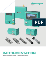 01 Brochure Instrumentation Products