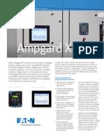 Ampgard medium voltage panel catalogue