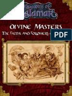 Kingdoms of Kalamar Divine Masters