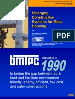 2 BMTPC Emerging Technologies IITK Noida July2017 SKAgarwal