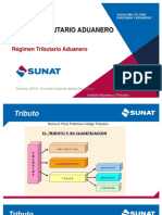 Regimen Tributario Aduanero 03092018