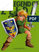 A Link to the Past-Manga