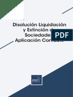 Disolución Liquidación y Extinción de Sociedades
