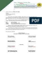Surat Undangan Ke b.o Dan Hmj
