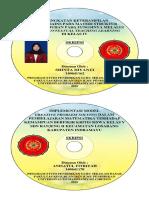 Format CD Shinta & Anis