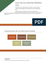 Configuración de Los Sistemas Flexibles de Manufactura y