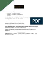 Salavati Lecture Solutions