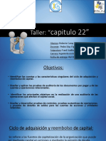 CAPITULO 22