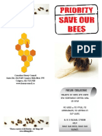 Save Our Bees Brochure_final