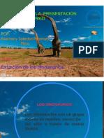 Presentacion Prezi - Extinción de Dinosaurios