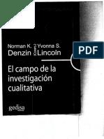 1.1 Denzin%2c N. K. y Lincoln%2c Y. S. Introducción General - Completo
