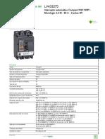 Compact Nsx 630a Lv433275
