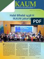 Buletin IKA UM Edisi 13 Tahun 2017