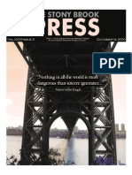 The Stony Brook Press - Volume 32, Issue 3