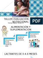 Taller evaluación nutricional de rodrigo 2016.pptx