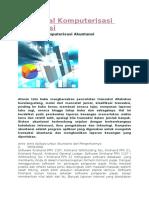 3.1 Pengenalan Komputer Akuntansi Dan Software