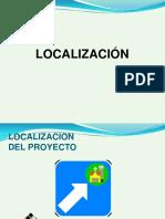 8. Estudio Técnico - Localización (1)