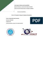 informe 2 de procesos de manufactura