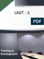 Unit 3 Detail