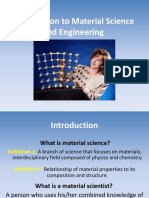 1-Introduction to Material Science and Engineering