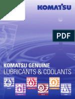 Gen Lubricants Coolants ZCard June2016
