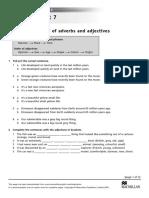 English B Answers PDF