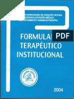 45_FORMULARIO TERAPÉUTICO INSTITUCIONAL