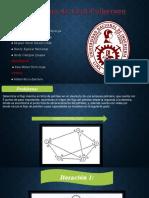 Ejemplo Del Funcionamiento Del Algoritmo de Ford-fulkerson Grupo 6